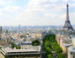 Een romantisch weekend naar Parijs