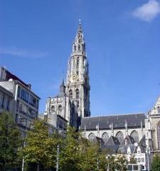 Vakantie vieren in Antwerpen