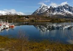 De robuuste natuur van Noorwegen