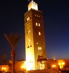 Bezoek prachtig Marrakech
