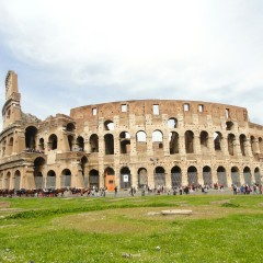 Een weekend stedentrip in Rome