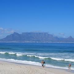 Vakantie in Kaapstad
