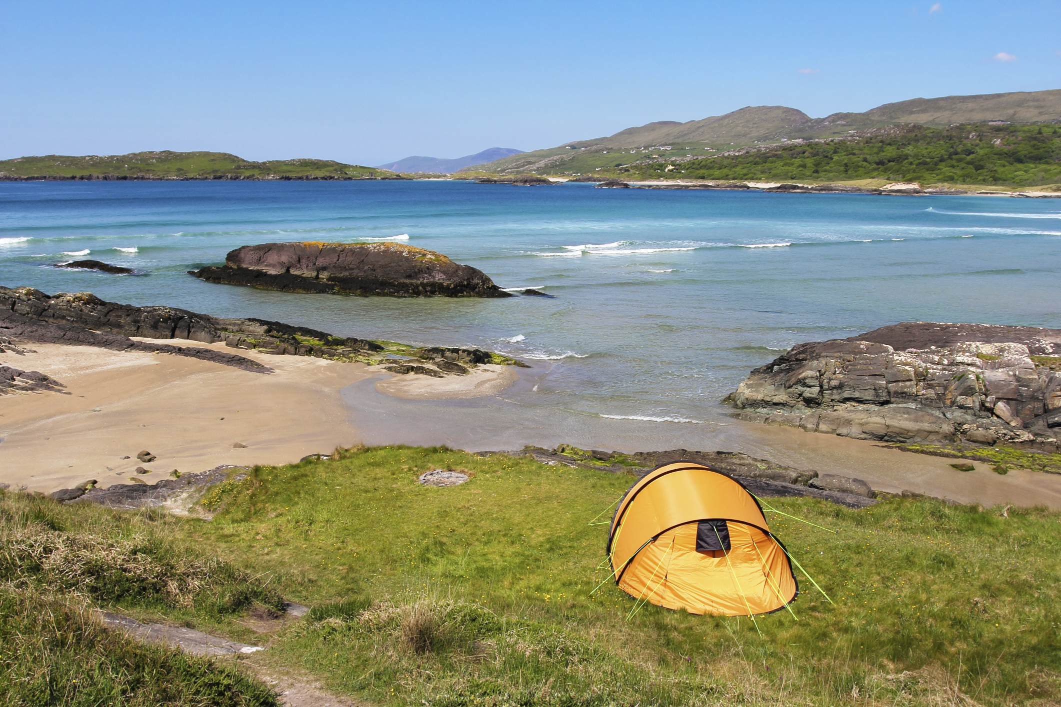 Ierland Kerry kust