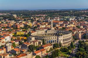 Pula Kroatie