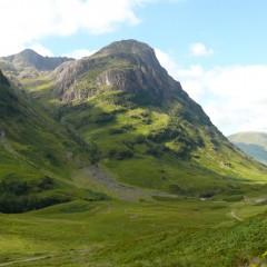 Wandelen in de Schotse Hooglanden