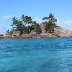 Breng je vakantie door op een onbewoond eiland