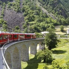 De mooiste treinreizen van Europa