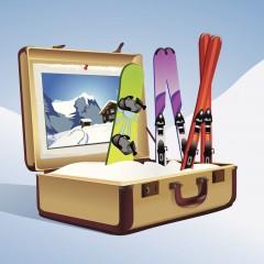 10 dingen om mee te nemen op wintersportvakantie