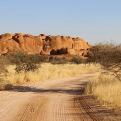 Namibië, een rondreis langs diverse hoogtepunten