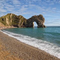 De top 5 stranden van Engeland