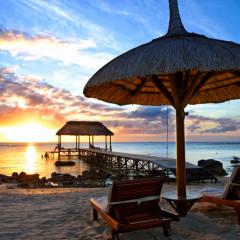 Op vakantie naar Mauritius