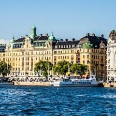De mooiste steden van Zweden