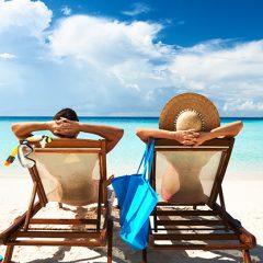 Het besparen op vakantie waar mogelijk