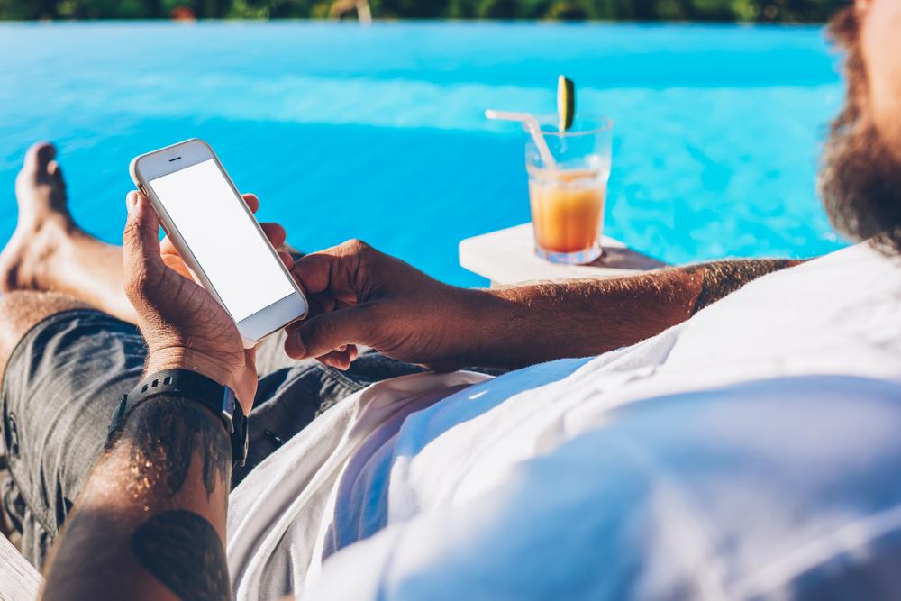Zeven tips voor veilig internetten tijdens de vakantie