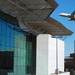 Vliegveld Rome en het vervoer naar het centrum